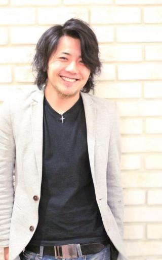 WIZ美容室Wiz-r成田三里塚店副店長佐々木義博